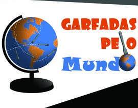 """#20 para Criar um logo para o blog """"Garfadas pelo Mundo"""" por Danielalagoinha"""