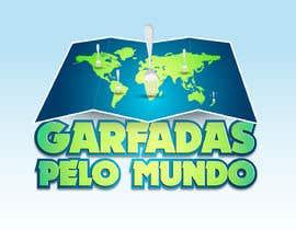 """#25 para Criar um logo para o blog """"Garfadas pelo Mundo"""" por alvinjonas"""