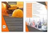 Proposition n° 4 du concours Graphic Design pour Corporate Capability Statement