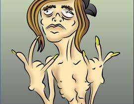 #24 para Make the photo into a funny cartoon por WildGooseberry