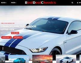 nº 36 pour Classic Car Classified Ad Site par Himon96