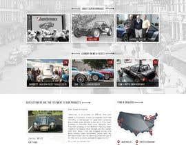 nº 25 pour Classic Car Classified Ad Site par dewiwahyu