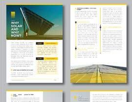 #31 para Design a company report 7 pages de bartolomeo1