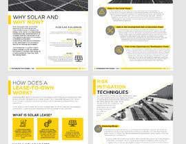 #42 para Design a company report 7 pages de yuliabintani