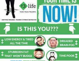 #82 cho Flyer for Personal Trainer bởi TUKU22