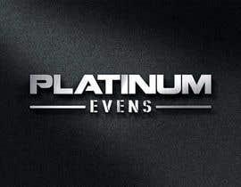 #4 for Design a logo for Platinum Events af paijoesuper