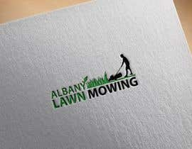 #382 for LOGO DESIGN - LAWN MOWING by Tamim002