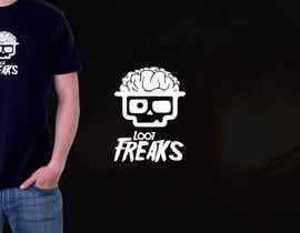 #42 cho Design a Logo for LootFreaks bởi visualoutline