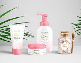 nº 4 pour Créer un désign d'emballage pour produit cosmétique par sfeuh