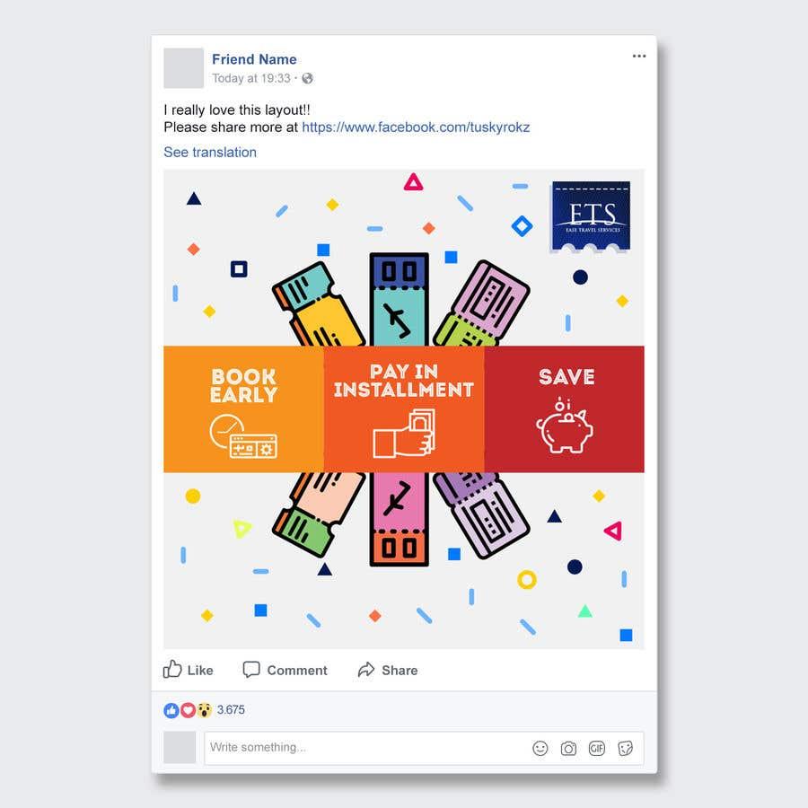 Entry 54 By Kazirokibahmed For Graphic Design For Social Media Travel Agency Freelancer