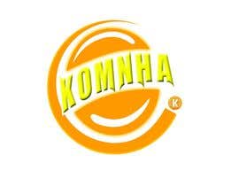 #52 for Design logo for KOMNHA by sinthiakona