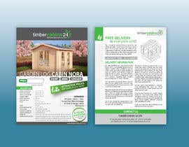 #17 for Brochure design double page af chowagraphics