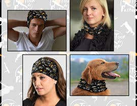 nº 18 pour Show a head scarf image being used by multiple locations par artkrishna