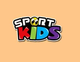 #224 for Logo Design for sport kids in miami af rogeliobello