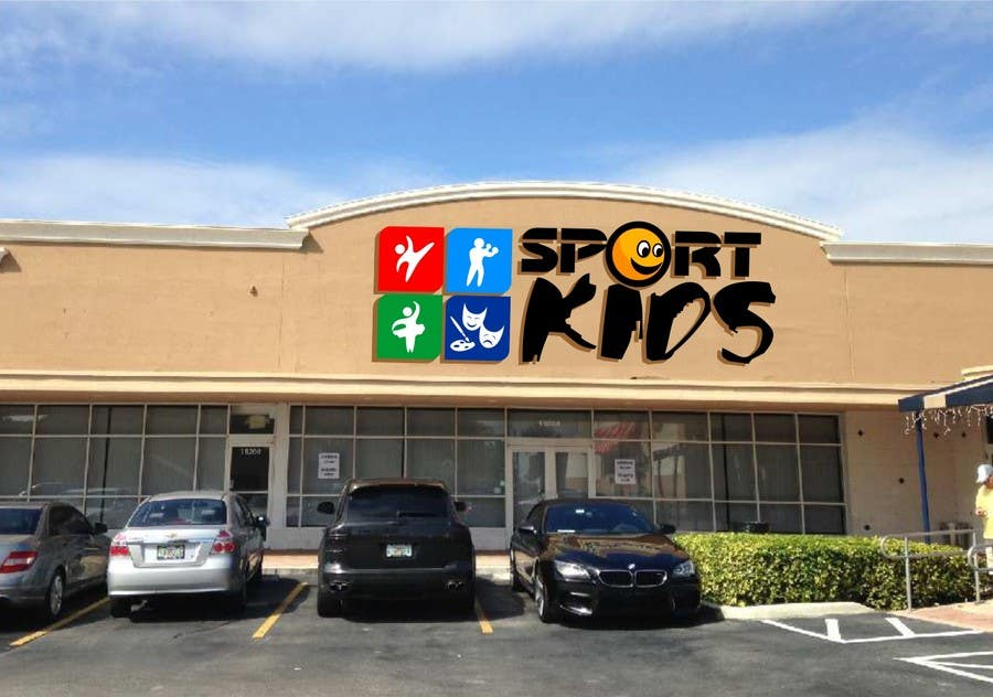 #170 for Logo Design for sport kids in miami by arteq04