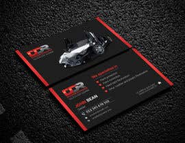 #45 dla Need A Business Card Design For An Automobile Detailing Business przez imransikder239