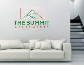 nº 793 pour Design Logo for Apartment Complex par engrdj007