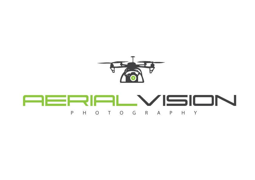 Entri Kontes 76 UntukDesign A Logo For An Aerial Drone Photography Company