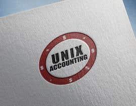 #37 dla Logo Design for Unix Accounting przez mohamedw942