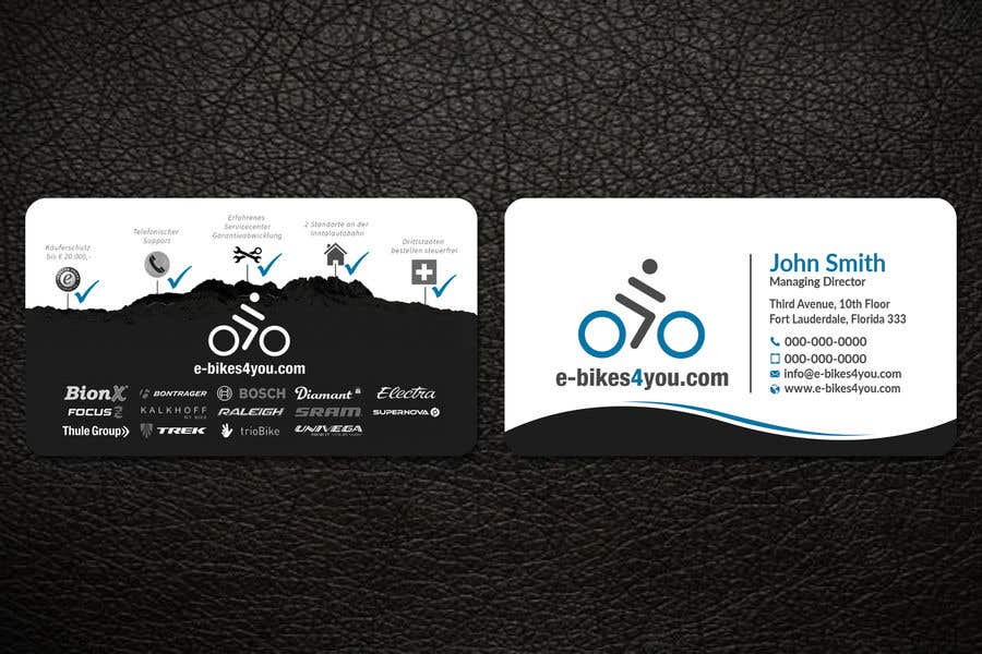 Entry 135 By Patitbiswas For Visitenkarten Business Cards