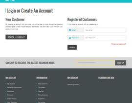 #34 for Design a stylish SignUp Page af kabaur