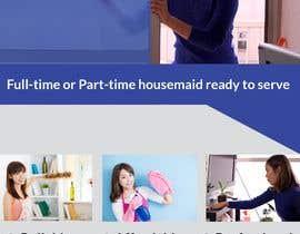 "#10 for create flyer for ""Housemaid"" services by rakibjubayer"