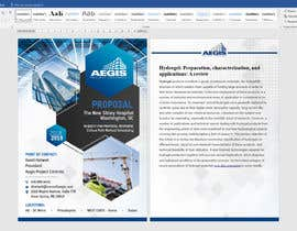 #157 for Design a Corporate Cover Page by Artkisel