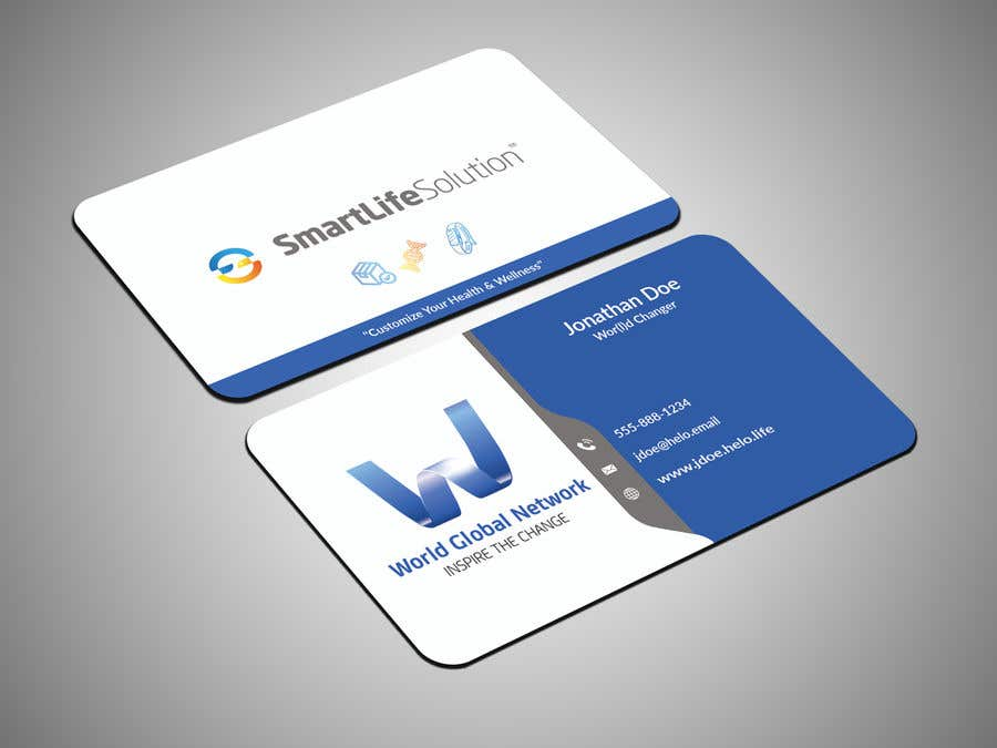 Entry 36 By Rahat4tech For Design Some Business Cards Multiple