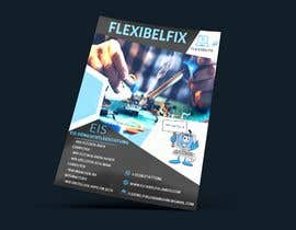 #9 for EASY AND SIMPLE MONEY: Make an A6 flyer for Flexibelfix by MdPkMasud