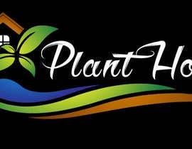 #40 untuk Planthome Logo oleh Designpedia2