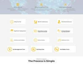 #7 for Creation of 4 Landing page based on template AmpleAdmin af gauraviits
