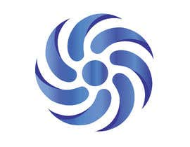 #30 for Make my attached logo 3D. I want them to be like teardrop shape. Color i want blue chrome look. by DesignerEkram