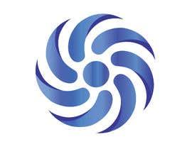 DesignerEkram tarafından Make my attached logo 3D. I want them to be like teardrop shape. Color i want blue chrome look. için no 30