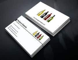 #31 for business card for activity in wine sale by Ekramul2018