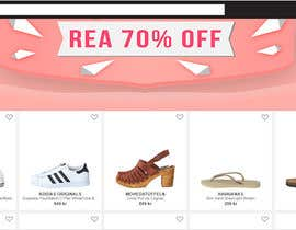 #68 , Sale banner image for E-commerce site - Ends Today 来自 asaduzzaman431sc