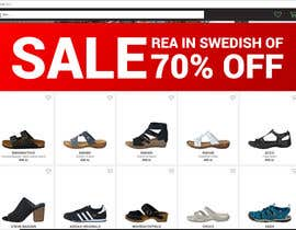 #74 , Sale banner image for E-commerce site - Ends Today 来自 Sajuahammad