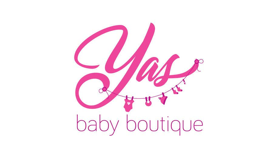Contest Entry #27 for Build me a logo for my online baby boutique