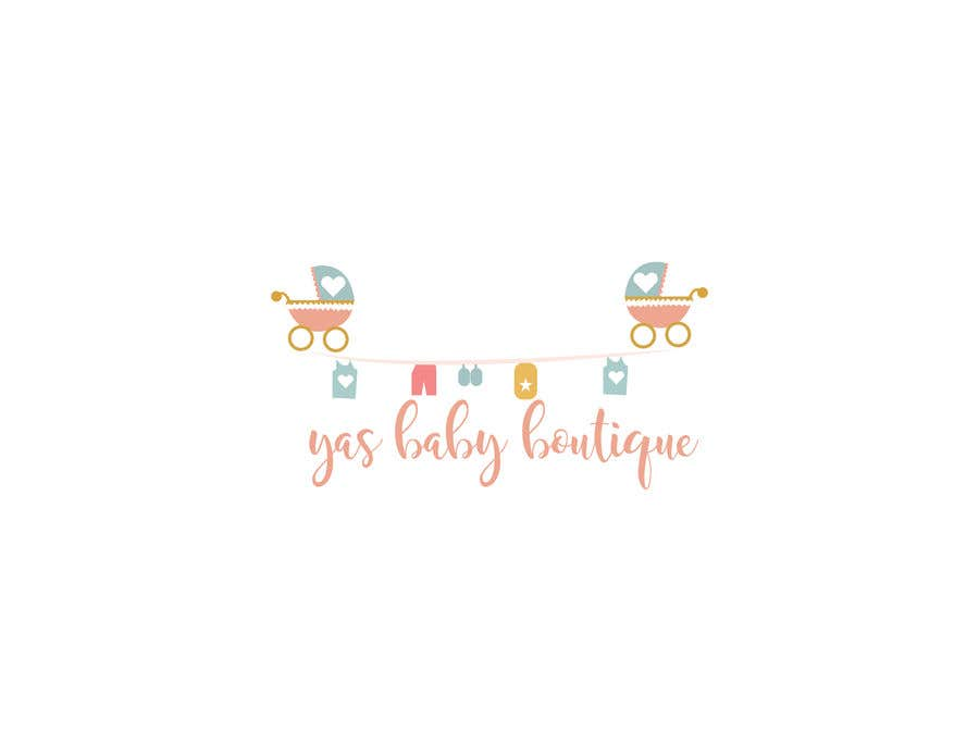 Contest Entry #49 for Build me a logo for my online baby boutique