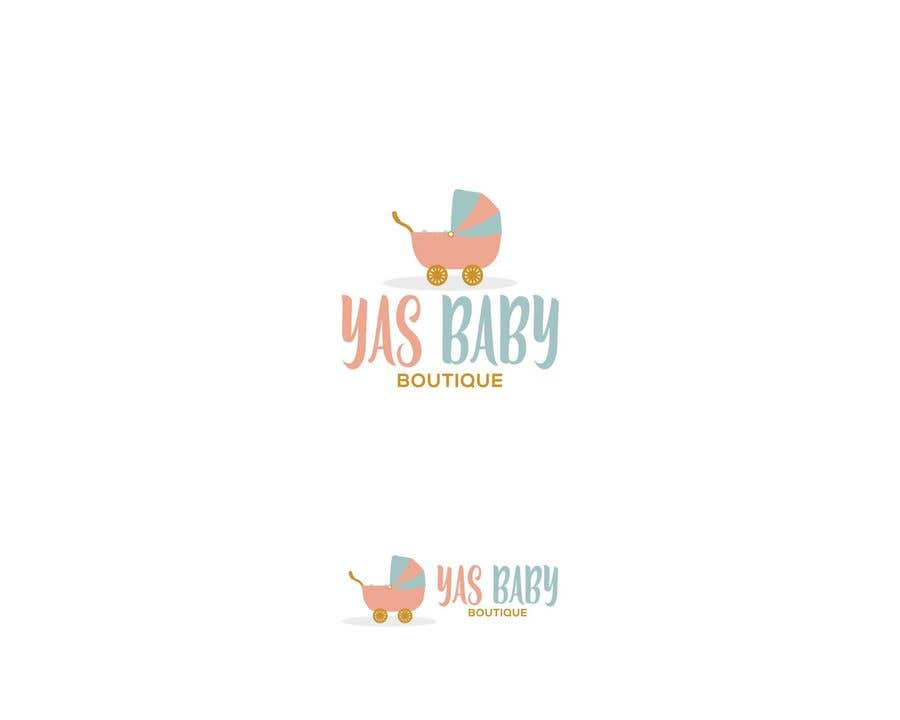 Contest Entry #72 for Build me a logo for my online baby boutique