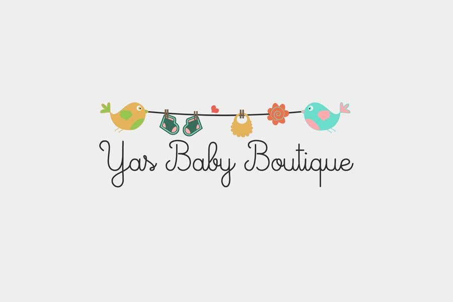 Entry 81 By Bilalahmed0296 For Build Me A Logo For My Online Baby