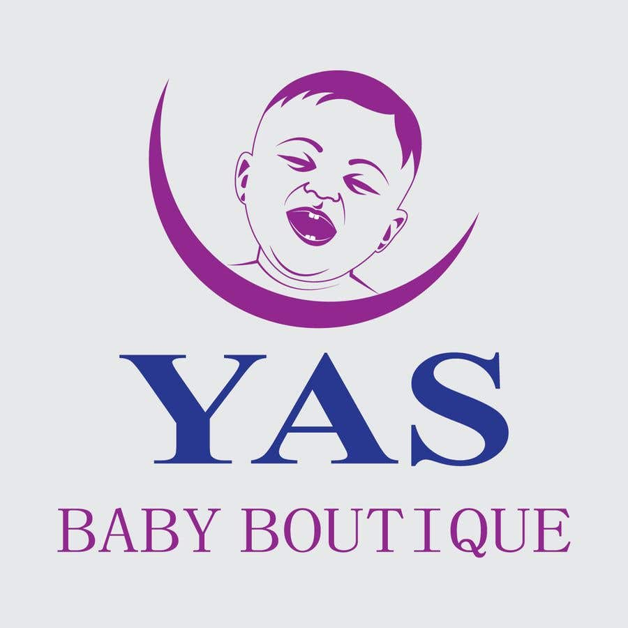 Contest Entry #38 for Build me a logo for my online baby boutique