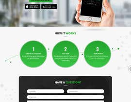 #11 for Redesign wordpress landing pages by Minhal110