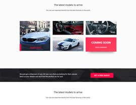#21 for Create a Landing page/Micro site by RipaEmailr
