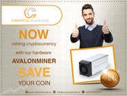 Graphic Design Contest Entry #10 for Newspaper Advertisement Banner - Cryptomining