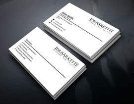 #105 for Design some Business Cards by TahminaB