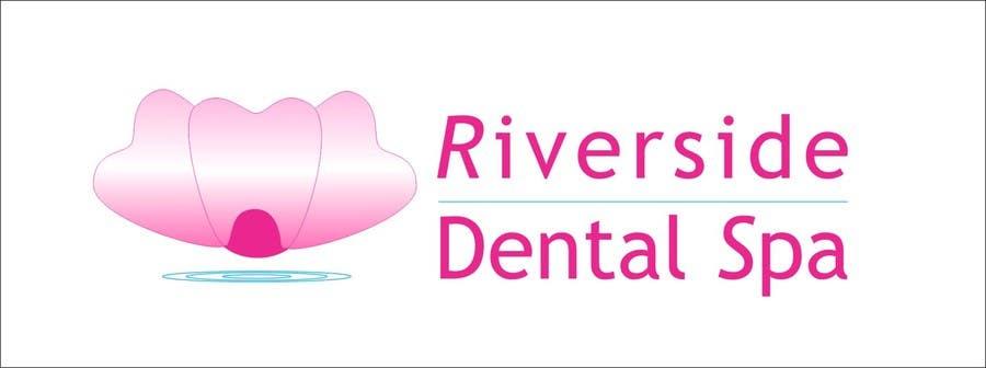 Penyertaan Peraduan #                                        95                                      untuk                                         Logo Design for Riverside Dental Spa