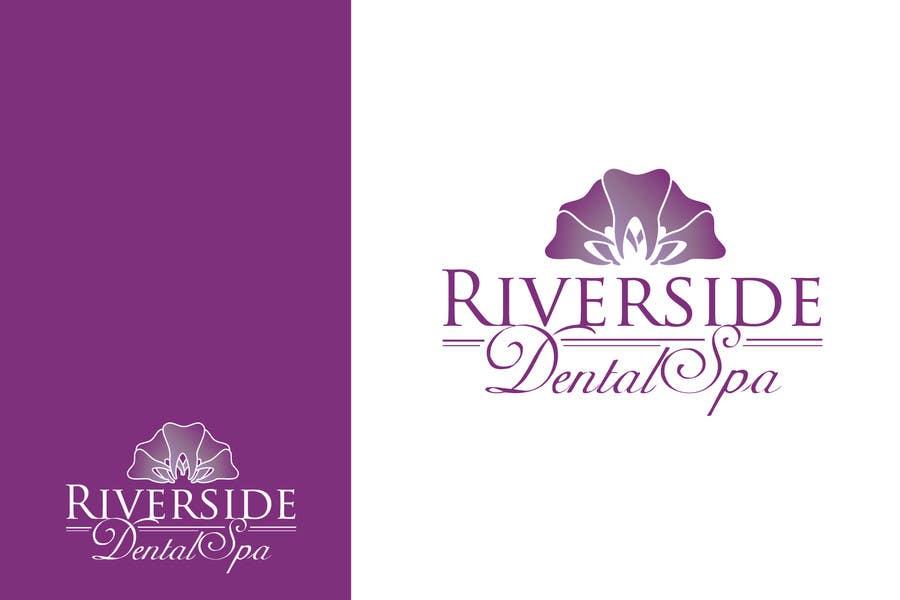 Penyertaan Peraduan #53 untuk Logo Design for Riverside Dental Spa