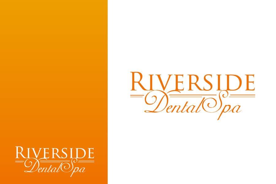 Penyertaan Peraduan #19 untuk Logo Design for Riverside Dental Spa