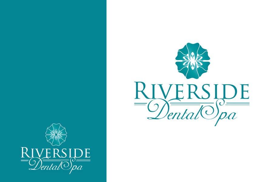 Penyertaan Peraduan #56 untuk Logo Design for Riverside Dental Spa