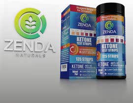 #72 para Create 3D Render of Package and Bottle de TurriniGenese3D